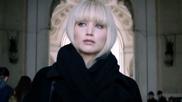 01 - Red Sparrow