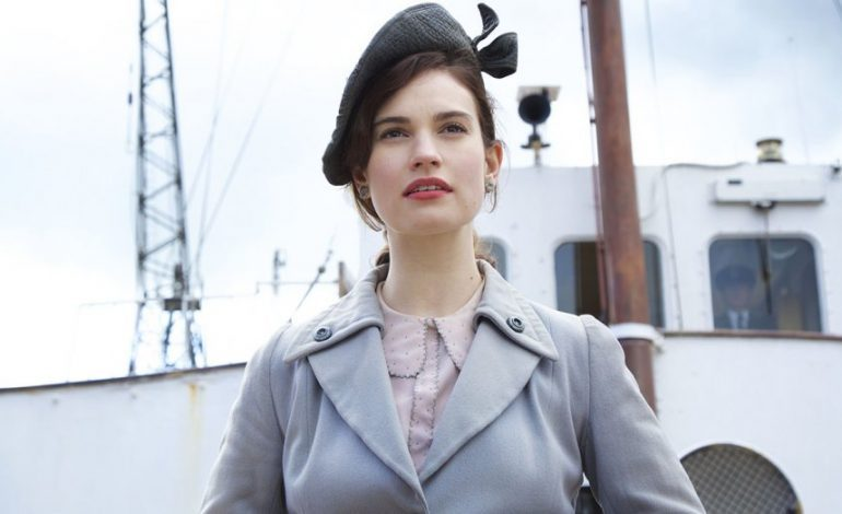 Trailer for 'The Guernsey Literary and Potato Peel Pie Society'