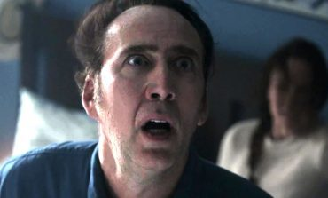 Nicolas Cage to Star in Navy SEAL's Directorial Debut