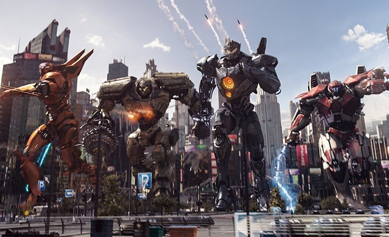 'Pacific Rim Uprising' Aims To Finally Unseat 'Black Panther' From Top Of Box Office