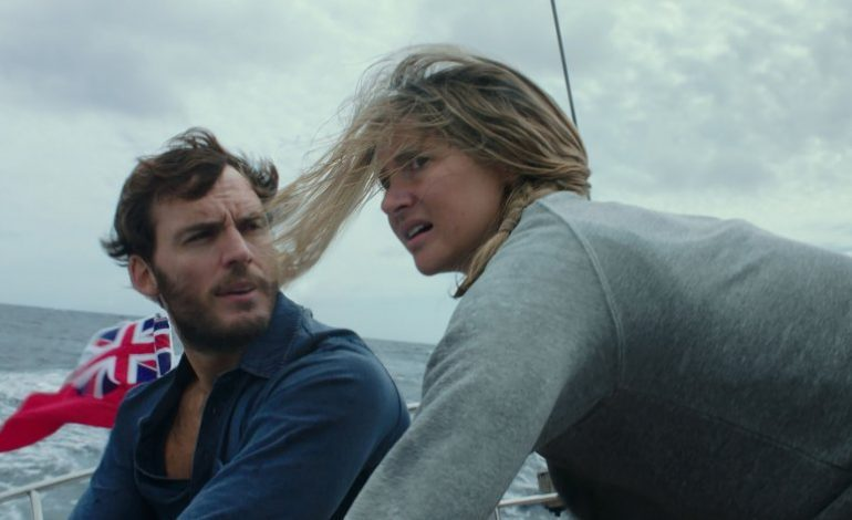 'Adrift' Trailer, Starring Shailene Woodley and Sam Claflin