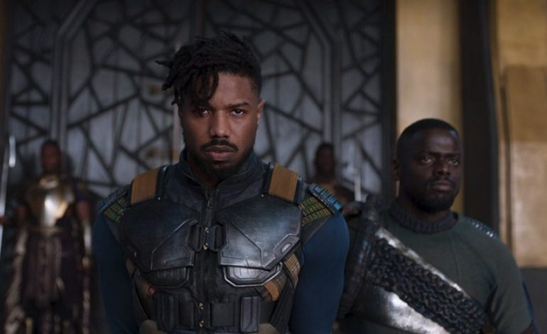 'Black Panther' Writer Makes Directorial Debut