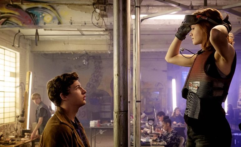 'Ready Player One' Looks to Overcome 'Pacific Rim' at the Box Office