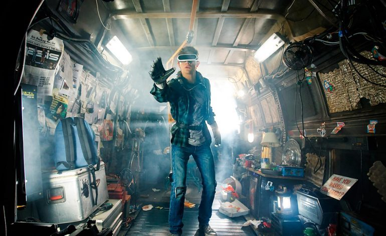 Movie Review – 'Ready Player One'