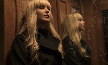 Movie Review - 'Red Sparrow'
