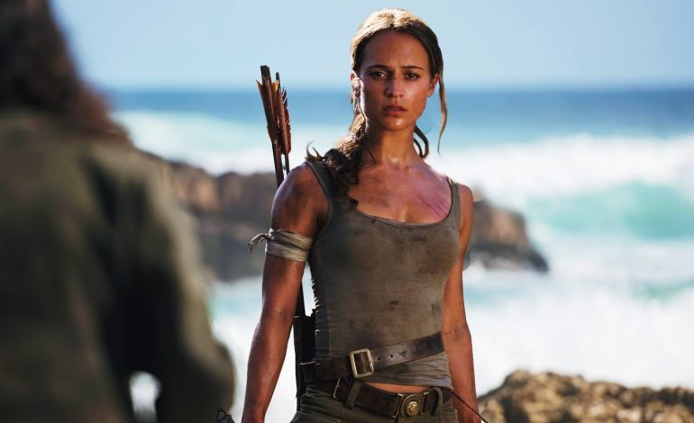 Movie Review – 'Tomb Raider'