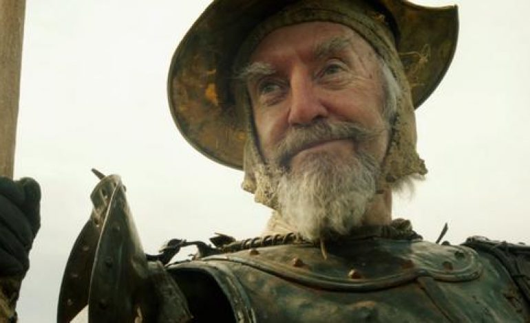 The Long Awaited Trailer For 'The Man Who Killed Don Quixote' Finally Arrives To The Masses