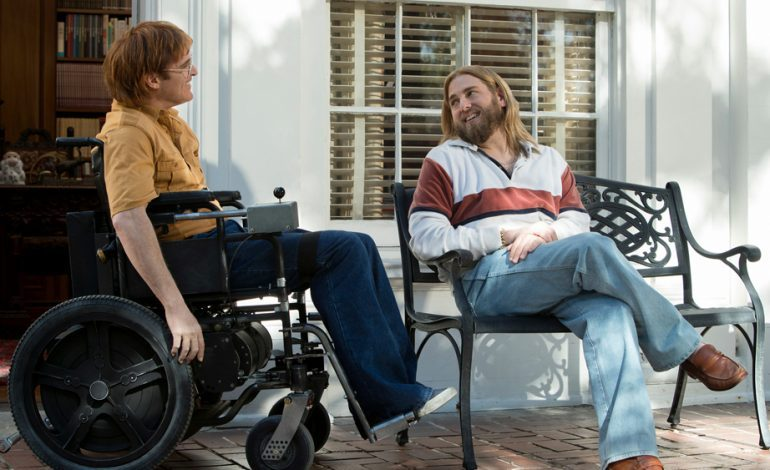 Watch the Official Trailer for 'Don't Worry, He Won't Get Far On Foot'