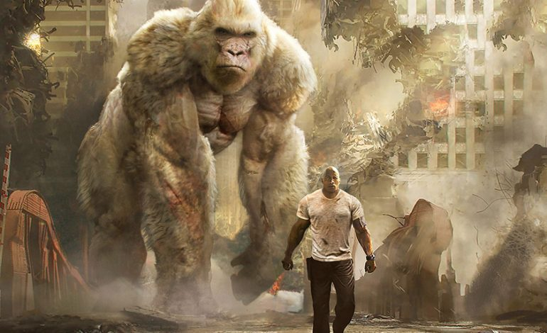 Movie Review – 'Rampage'