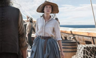 'Outlander' Star Caitriona Balfe Joins 'Ford v. Ferrari'