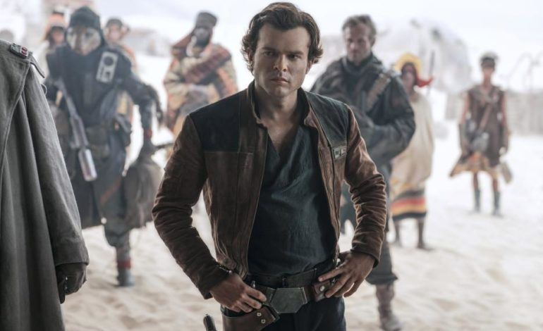 Movie Review – 'Solo: A Star Wars Story'