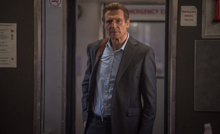 Liam Neeson May Join 'Men in Black' Spinoff