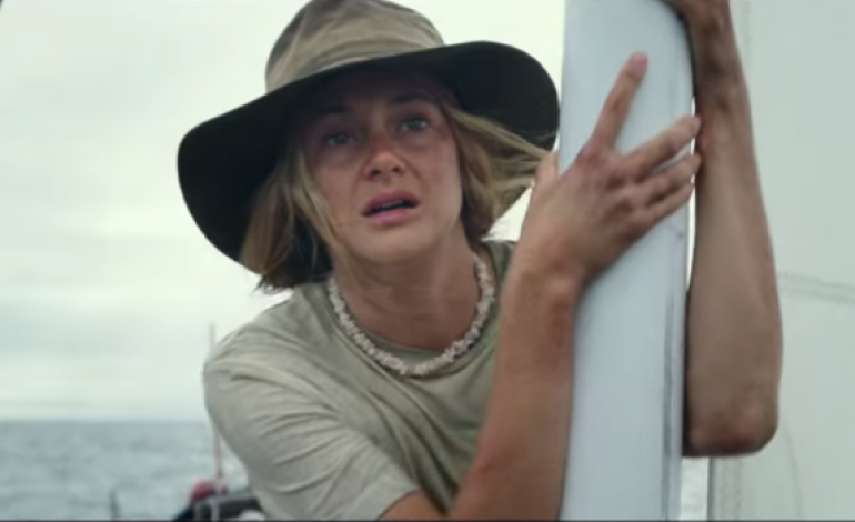 Final Trailer for 'Adrift' Starring Shailene Woodley and Sam Claflin