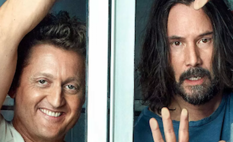 Keanu Reeves and Alex Winter to Return as 'Bill and Ted Face The Music'