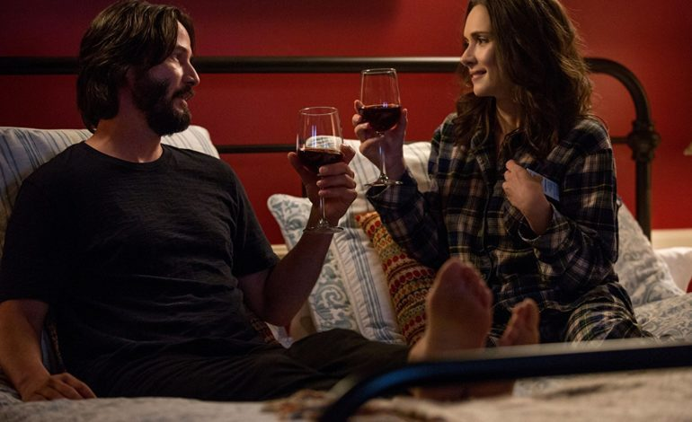 Keanu Reeves and Winona Ryder Reunite in the Trailer for 'Destination Wedding'