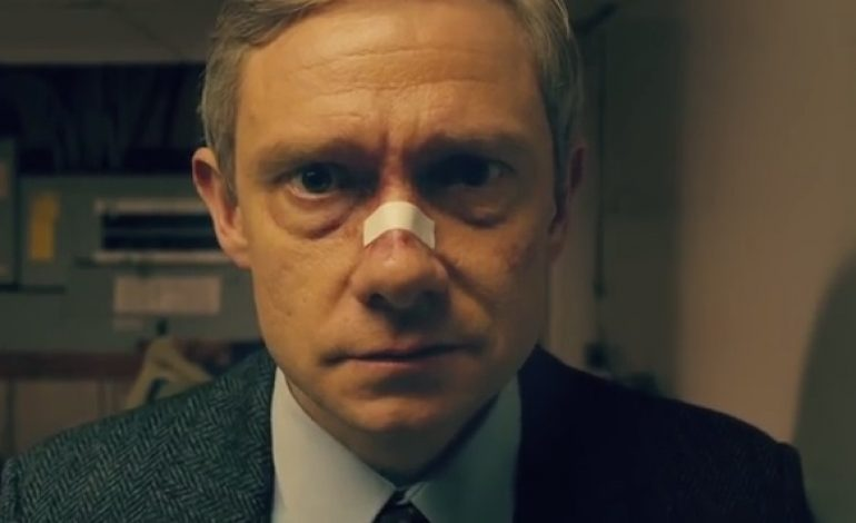 Martin Freeman Infiltrates Spy Movie 'The Operative'