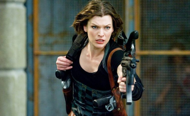 Milla Jovovich to Star in Upcoming 'Monster Hunter' Movie
