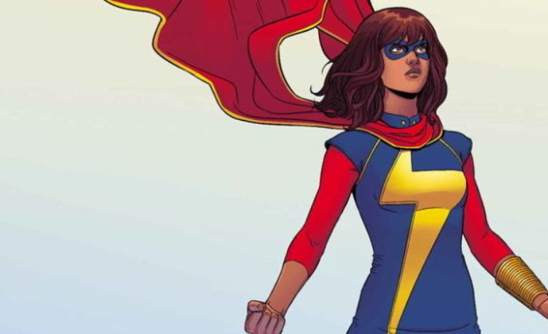 Ms. Marvel Movie May Join the MCU after 'Captain Marvel'