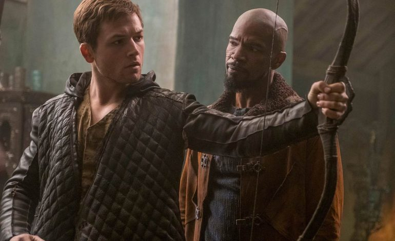 'Robin Hood' Goes International with Sneak Peek Trailer and Poster