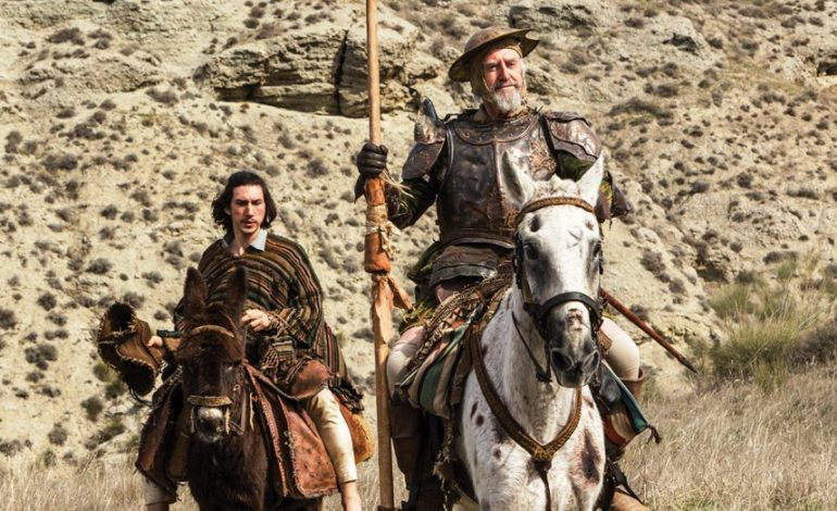 Amazon Abandons 'The Man Who Killed Don Quixote'