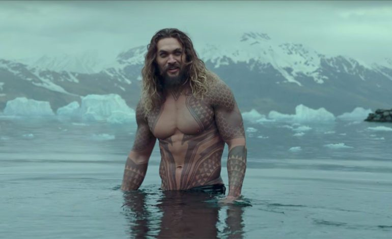 'Aquaman' Trailer Unveiled to CineEurope Audiences