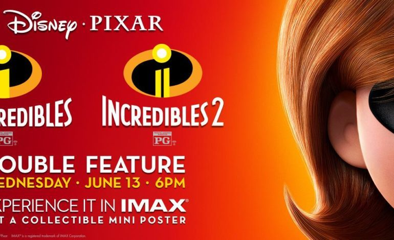 Witness an Incredible Event as 'The Incredibles' Double Feature Hits Theaters on June 13th