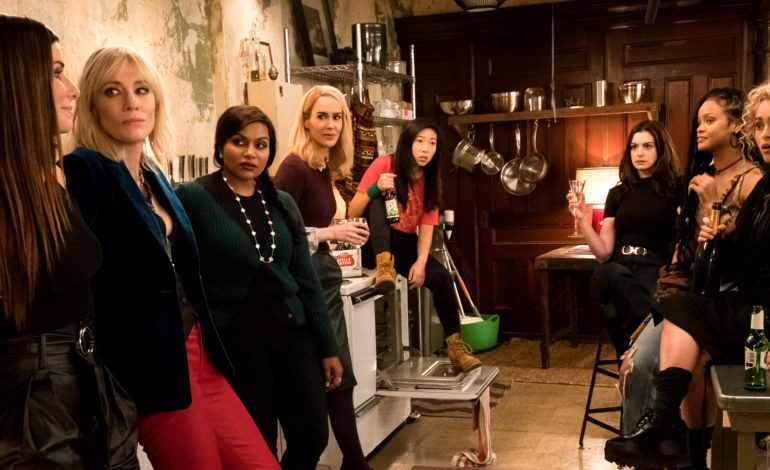 Will 'Ocean's 8' Surprise the Box Office?