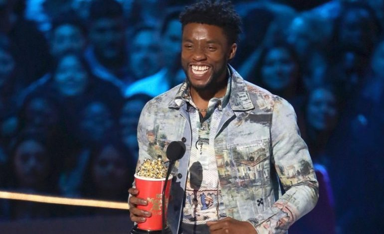 Wakanda Dominated MTV Movie Awards
