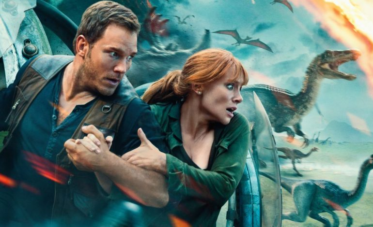 Movie Review – 'Jurassic World: Fallen Kingdom'
