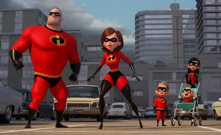 Movie Review – 'Incredibles 2'