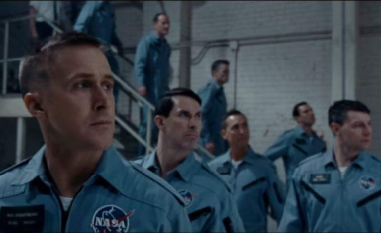 Ryan Gosling Prepares for Space Travel in 'First Man' Trailer