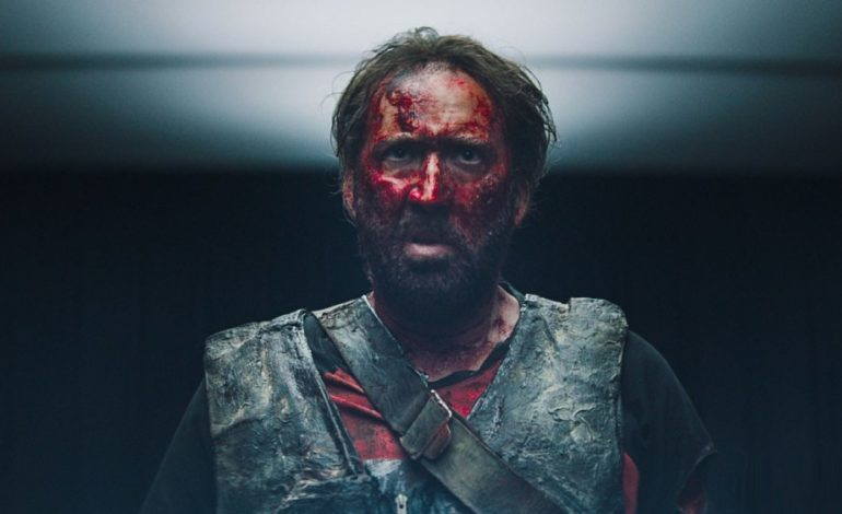 Nicolas Cage Thriller 'Willy's Wonderland' Sells To Major International Territories