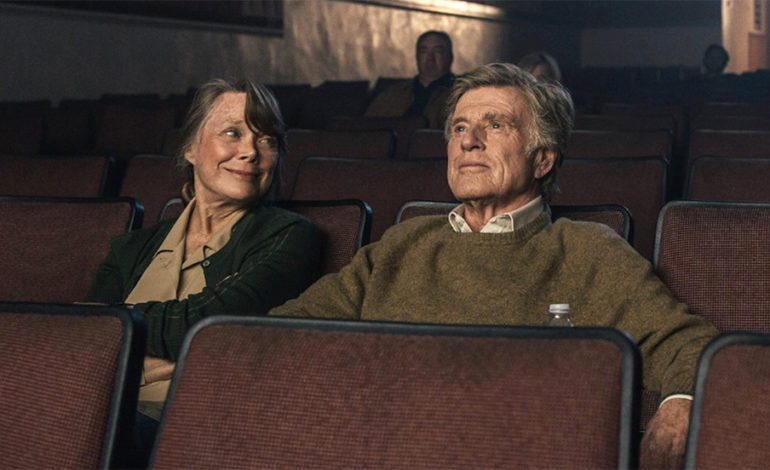Robert Redford Finds Love in Trailer for 'The Old Man & The Gun'