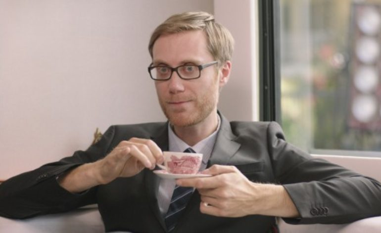 Stephen Merchant Signed on to Cameo in 'Jojo Rabbit'