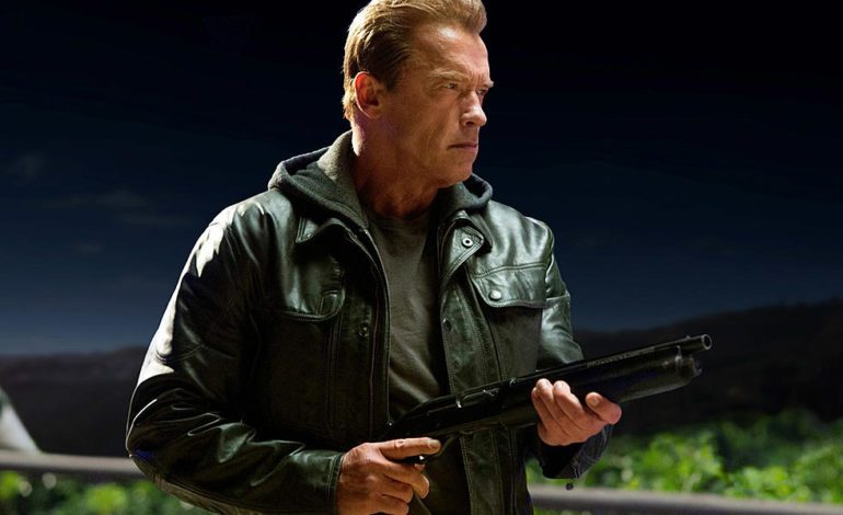 First Look at Latest 'Terminator' Reboot