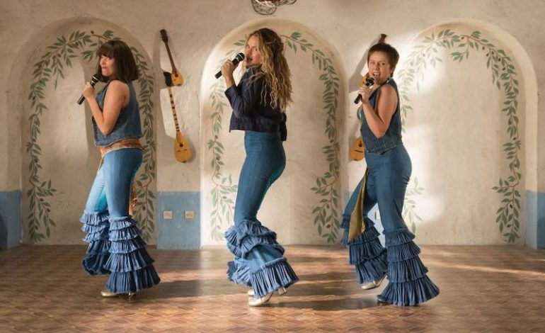 Movie Review – 'Mamma Mia! Here We Go Again'