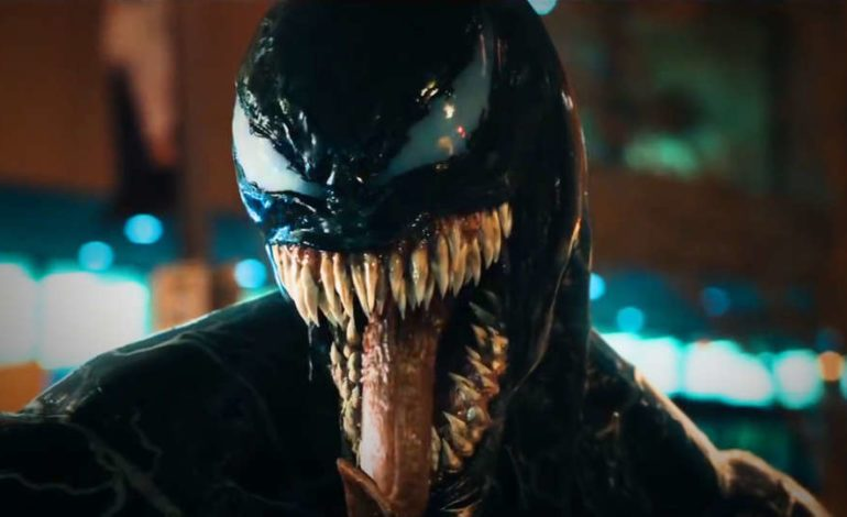 New Tom Hardy 'Venom' Trailer Unleashed! Watch it now!