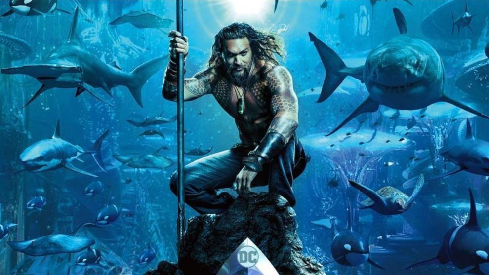 First 'Aquaman' Trailer Drops at Comic-Con