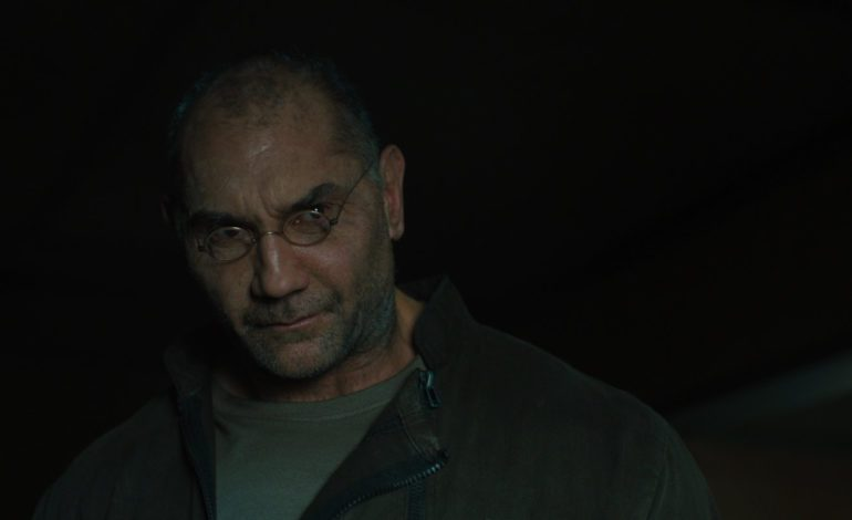 Dave Bautista to Star in Upcoming Action-Comedy 'My Spy'
