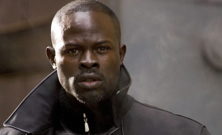 Djimon Hounsou Joins 'Shazam!'