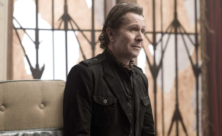 Gary Oldman to Star in 'The Woman in the Window' Adaptation