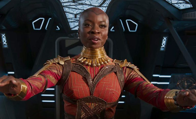 Danai Gurira in Early Talks for New 'Star Trek' and 'Godzilla Vs. Kong'