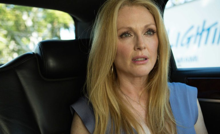 Julianne Moore in Talks to Join Amy Adams in 'Woman in the Window'