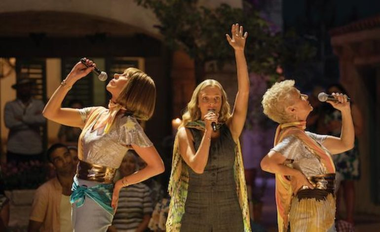 A Third 'Mamma Mia' Movie Could Be In The Works