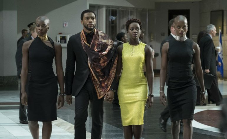 Kevin Feige Discusses Possibility of 'Black Panther' Oscar Nomination