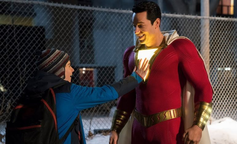 'SHAZAM!' Teaser Trailer Unveiled at Comic-Con