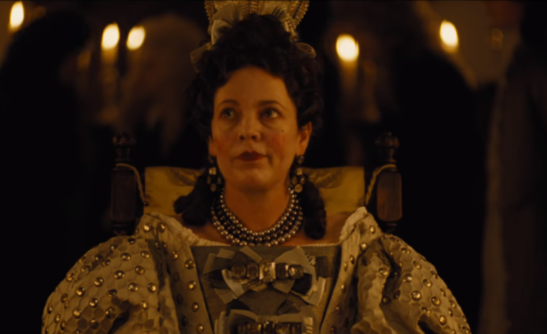 'The Favourite' Teaser Trailer is Old-Fashioned, Whimsical and Quirky
