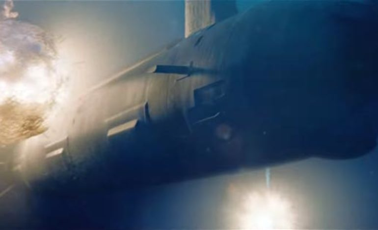 Courage Runs Deep. Check out the First Trailer for 'Hunter Killer'!