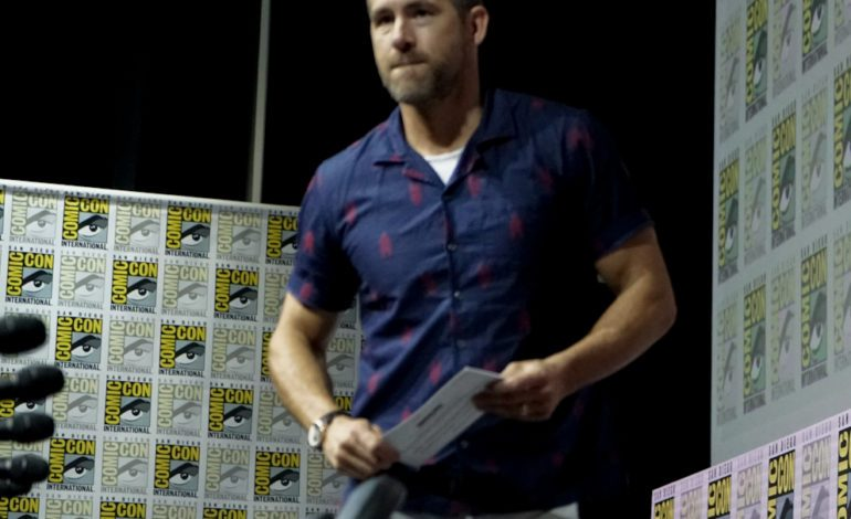 Ryan Reynolds to Star in Time Travel Movie from Shawn Levy