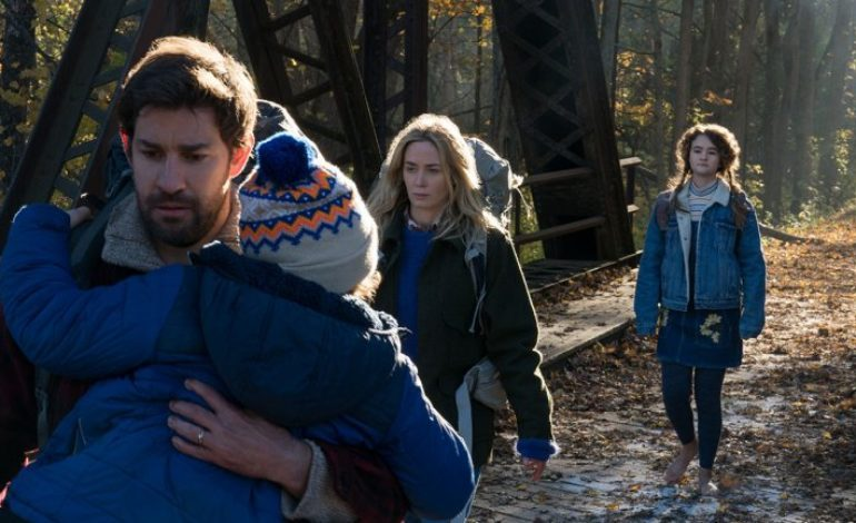 'A Quiet Place 2' Quietly Sets Release Date for 2020